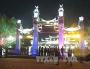 Lễ hội đền Trần-Thái Bình diễn ra ngày 13 tháng Giêng