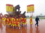 Lễ hội đền Trần - Thái Bình sẽ diễn ra trang trọng, tiết kiệm