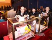 Tổng Giám đốc TTXVN Nguyễn Đức Lợi trúng cử BCH Trung ương khóa XII