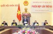 Hội đồng bầu cử quốc gia họp triển khai công tác bầu cử Quốc hội