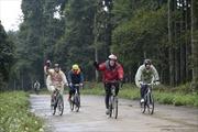 Hành trình đạp xe của Đại sứ Mỹ Ted Osius đến Huế