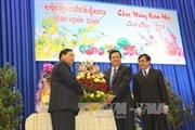 Thắt chặt hợp tác với hai tỉnh Svây Riêng và Prey Veng, Campuchia