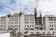 Cháy khách sạn 5 sao ở trung tâm Đà Lạt