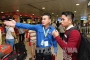 Thông tin nhanh cho hành khách tại sân bay Tân Sơn Nhất dịp Tết