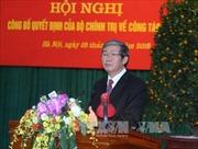 Bộ Chính trị phân công các Ủy viên Bộ Chính trị, Ủy viên Ban Bí thư khóa XII