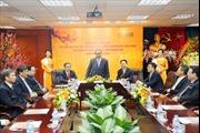 Ủy viên Bộ Chính trị, Phó Thủ tướng Nguyễn Xuân Phúc chúc tết SHB