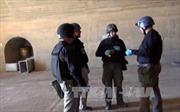 Các mẫu phẩm xác nhận IS sử dụng khí độc tại Iraq