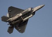 """Mỹ đưa """"ác điểu"""" F-22 tới Hàn Quốc"""