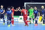 Việt Nam đánh bại ĐKVĐ Nhật Bản, giành vé dự World Cup Futsal
