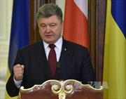 Kiev đề xuất không sử dụng tên gọi Nga tại Ukraine