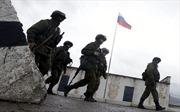Nga xúc tiến triển khai lính dù tới Crimea