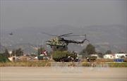 Ngoại trưởng Nga, Mỹ thảo luận lệnh ngừng bắn ở Syria
