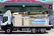 Tướng Iran tuyên bố sắp thử nghiệm các loại vũ khí mới