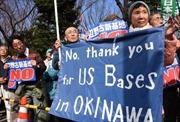 28.000 người Nhật Bản biểu tình đòi đuổi căn cứ quân sự Mỹ