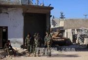 Phe đối lập Syria ra điều kiện ngừng bắn