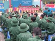 Quân khu 5 tổ chức trọng thể lễ giao quân