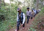 Người Cill giữ rừng Langbiang