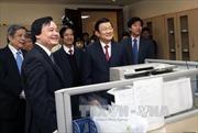 Chủ tịch nước thăm Đại học Quốc gia Hà Nội