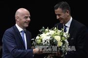 Ông Gianni Infantino được bầu làm Chủ tịch FIFA