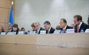 Việt Nam ủng hộ đối thoại tại Hội đồng Nhân quyền Liên hợp quốc