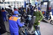 Giá xăng dầu được giữ nguyên