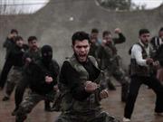 Lính đánh thuê đang được huấn luyện ở Trung Đông để tham chiến Syria