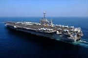 Tàu Trung Quốc bám sát nhóm tàu sân bay Mỹ tại Biển Đông