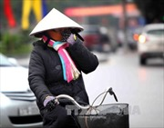 Chiều mai không khí lạnh về, Bắc Bộ trở rét