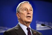 Tỷ phú M.Bloomberg tuyên bố đứng ngoài cuộc đua vào Nhà Trắng