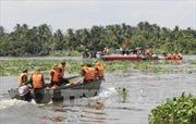 Tìm kiếm 5 ngư dân Khánh Hòa bị trôi dạt trên biển