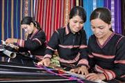 Hiệu quả từ mô hình dạy nghề truyền thống