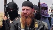 Thủ lĩnh IS sống sót sau đợt không kích của Mỹ