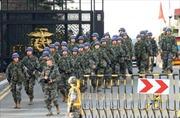 """""""Sứ mệnh chặt đầu"""" gia tăng căng thẳng trên bán đảo Triều Tiên"""