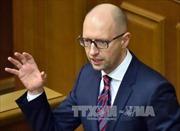 """Thủ tướng Ukraine tố cáo bị """"đâm sau lưng"""""""