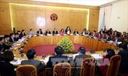 Hà Nội có 87 hồ sơ ứng cử đại biểu Quốc hội khóa XIV