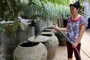 Khai thác hiệu quả nguồn nước để chống hạn