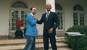 Tổng thống Obama đắm mình với nhạc rap