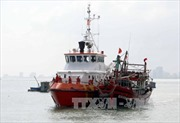 Cứu 9 ngư dân bị nạn ở Trường Sa