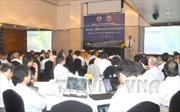 Họp Ủy ban Liên hợp Ủy hội sông Mekong quốc tế