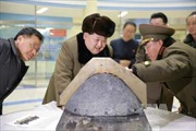 Mỹ, Nhật, Hàn phản ứng vụ Triều Tiên bắn tên lửa đạn đạo