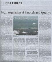 Korea Times chạy loạt bài bác bỏ yêu sách của Trung Quốc ở Biển Đông