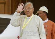 Điện mừng Tổng thống Cộng hòa Liên bang Myanmar