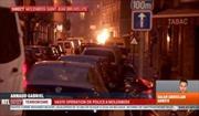 Nhiều vụ nổ tại Molenbeek sau khi nghi can khủng bố Paris sa lưới
