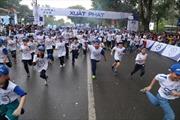"""Hàng nghìn người chạy bộ """"Vì sức khỏe răng miệng"""""""