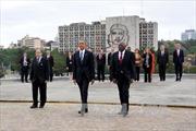 Mỹ - Cuba: Xu thế không thể đảo ngược