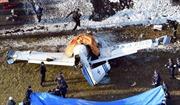 Tai nạn máy bay tại Nhật Bản và Hungary
