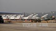 Không quân Nga tiếp tục hỗ trợ binh lính Syria