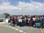 Toàn bộ hành khách máy bay bị khống chế đã về đến Cairo