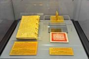 Khai mạc trưng bày Kim sách triều Nguyễn