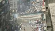 Thương vong tăng cao trong vụ sập cầu Ấn Độ